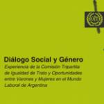 dialogo social y genero