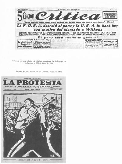 portada critica y la protesta