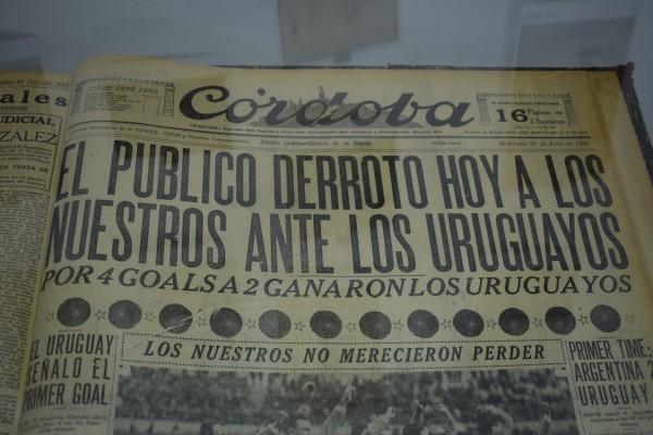 diario cordoba mundial 1930