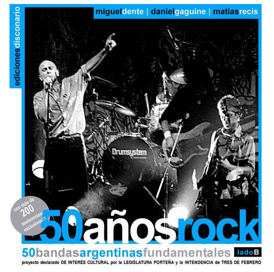 50 AÑOS ROCK lado B
